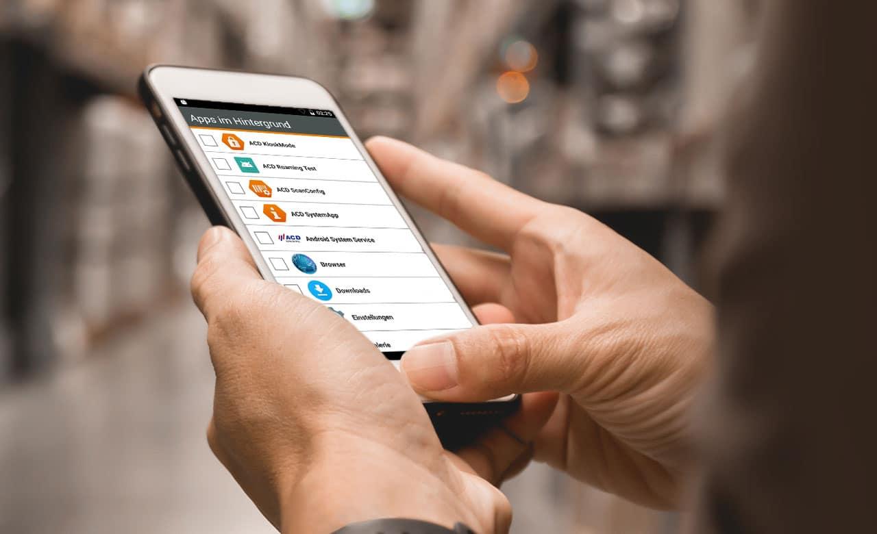 ACD Apps – Industrie und Retail