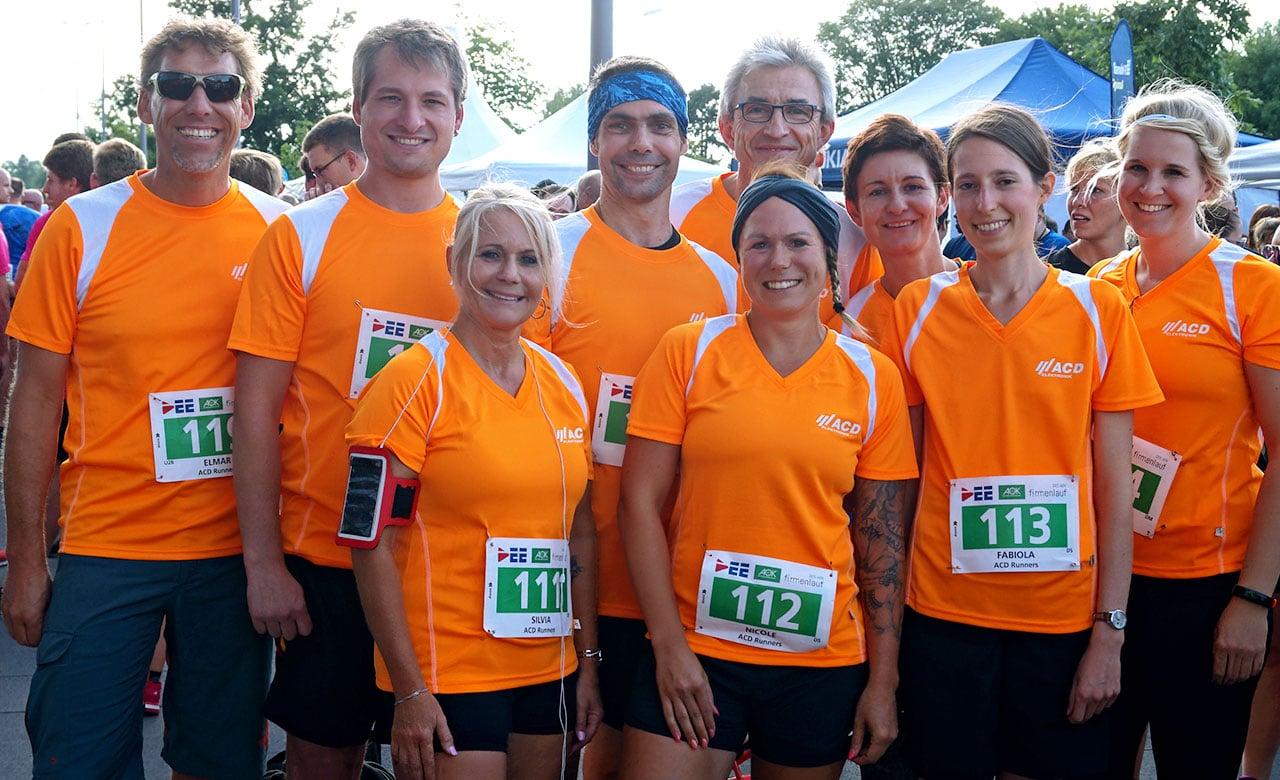 sportliche Förderung bei der ACD Gruppe